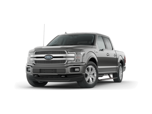 2019 Ford F-150 4WD Truck SuperCrew Cab